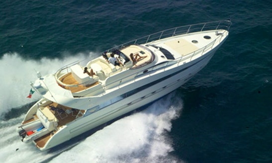 Charter 61' Navigator Power Mega Yacht In Palermo, Italy