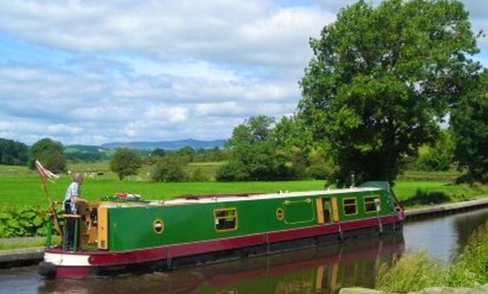 Canal Boat Rental In Kelbrook