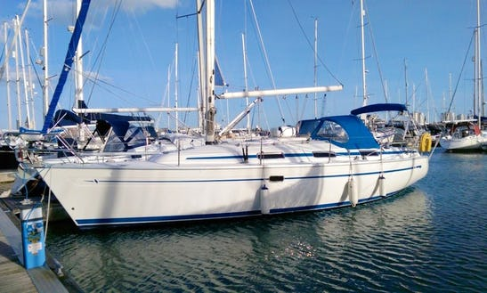 Charter 37' Cruising Monohull In Portsmouth, England
