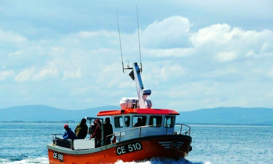 Fishing Charter In Portstewart