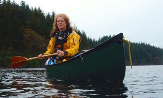 Canoeing In Ayrshire And Scotland