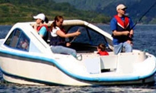 Hire Fiberglass Boats In Lochgoilhead