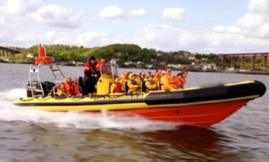 Vigil Tours Rib Rental In Pierhead
