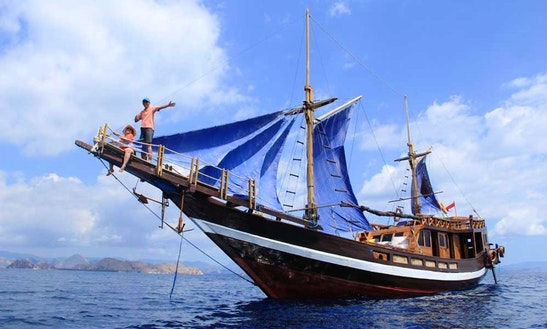 3-day Liveaboard Sailing Schooner Trips In Komodo Islands