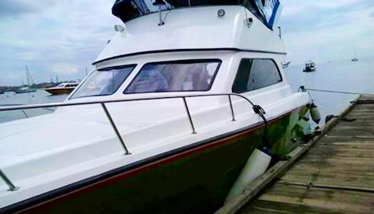 Charter Sakura Lv Vi Motor Yacht In Kuta Selatan, Indonesia