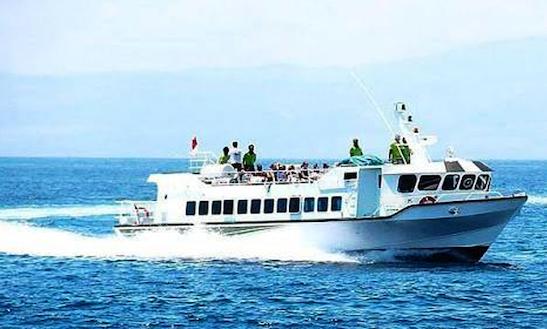 Passenger Boat Rental In Praya