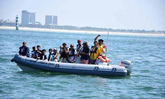 12 Person Boat Rental - Rigid Inflatable Boat In Setúbal, Portugal