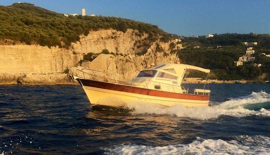 Explore The Almafi Coast With A Yacht Rental In Piano Di Sorrento, Napoli Campania, Italy