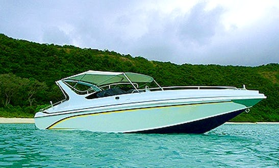 12 Person Boat Rental - Bowrider Boat In Muang Pattaya, Thailand