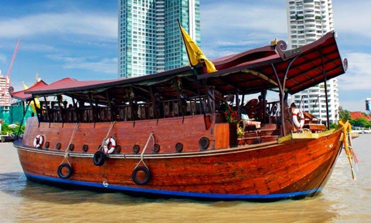 Charter a 30 Person Passenger Boat in Bangkok, Thailand