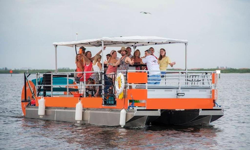Pontoon Rental Fort Myers Beach