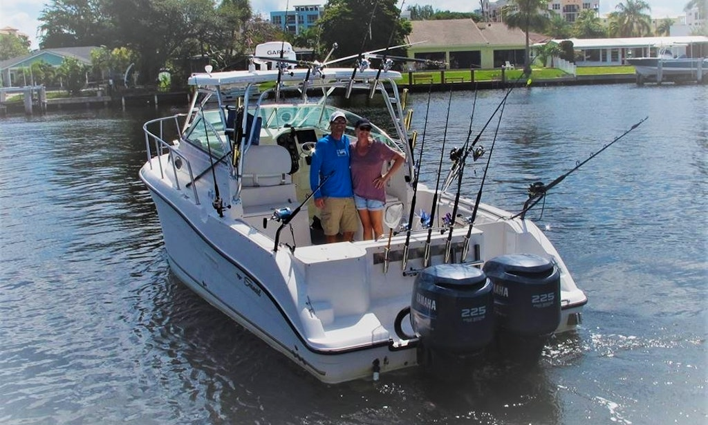 Offshore fishing charter in lighthouse point with captain for Pompano beach fishing charters