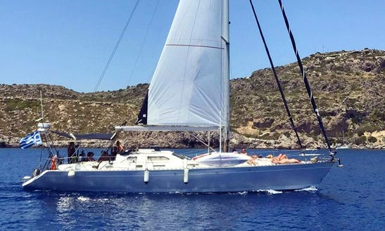 Cruise Of A Lifetime - Sail Like A Greek For A Week!