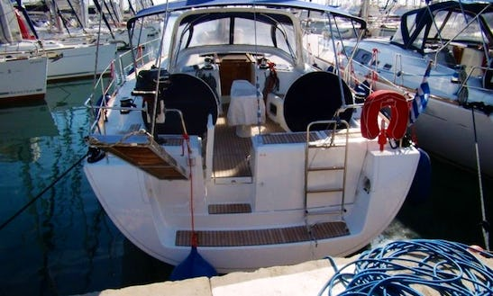 Beneteau Oceanis 50 Sailing Yacht Charter In Athens, Greece