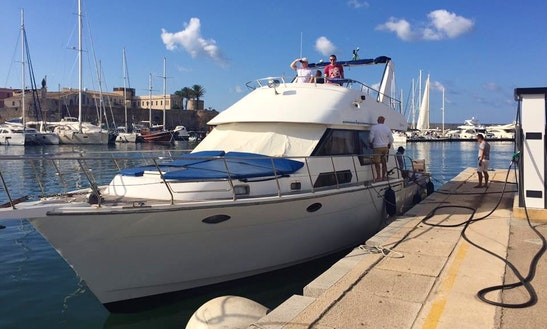 Experience The Turquoise Waters By Motor Yacht In Alghero