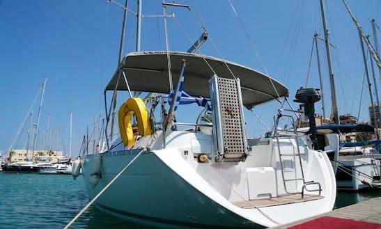 Cruising Monohull Rental In  Crete