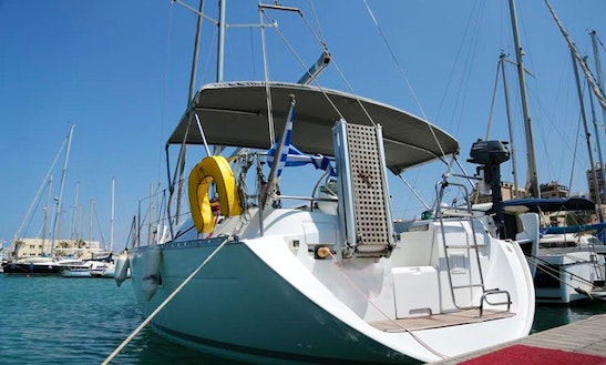Cruising Monohull Rental In  Crete
