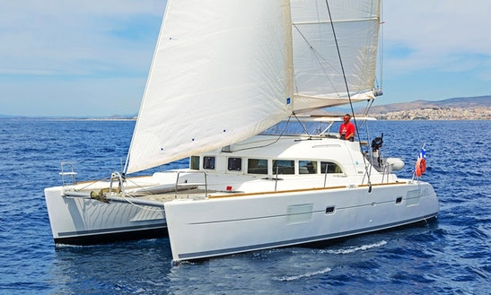 Lagoon 380s2 (built 2015) In Alimos