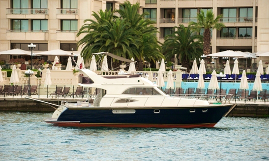 Charter 39' Motor Yacht In Ä°stanbul, Turkey
