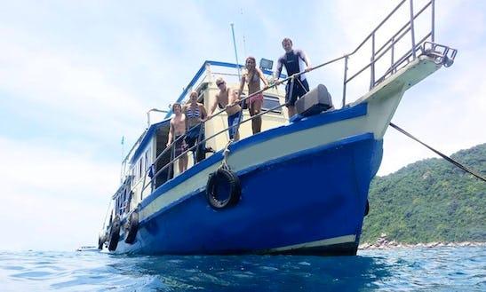 Diving Boat Rental In Tambon Ko Tao