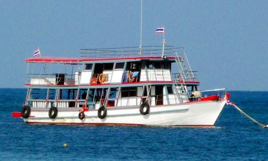 Passenger Boat In Tambon Ko Tao
