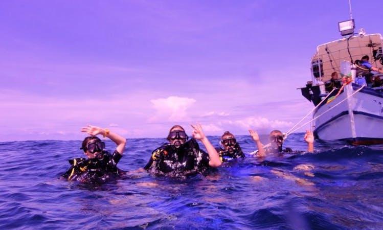 Fun Diving in Koh Tao