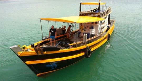 Passenger Boat  In Surat Thani