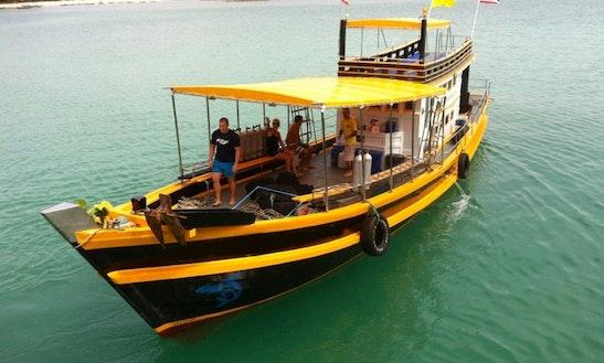 Passenger Boat  In Surat Thani
