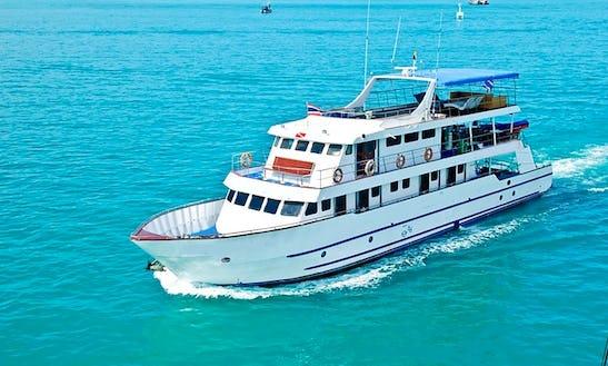 Motor Yacht  In Thailand