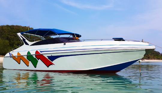 Charter 20 Person Speedboat In Ko Samui, Thailand