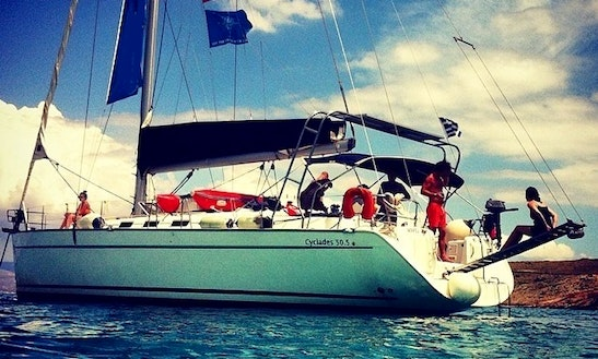 Cruising Monohull Rental In Mykonos