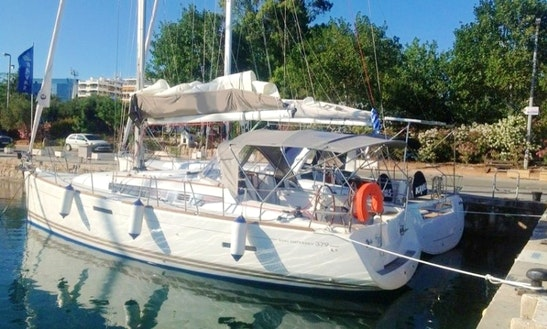 Jeanneau Sun Odyssey 379 Sailing Yacht Charter Athens, Greece