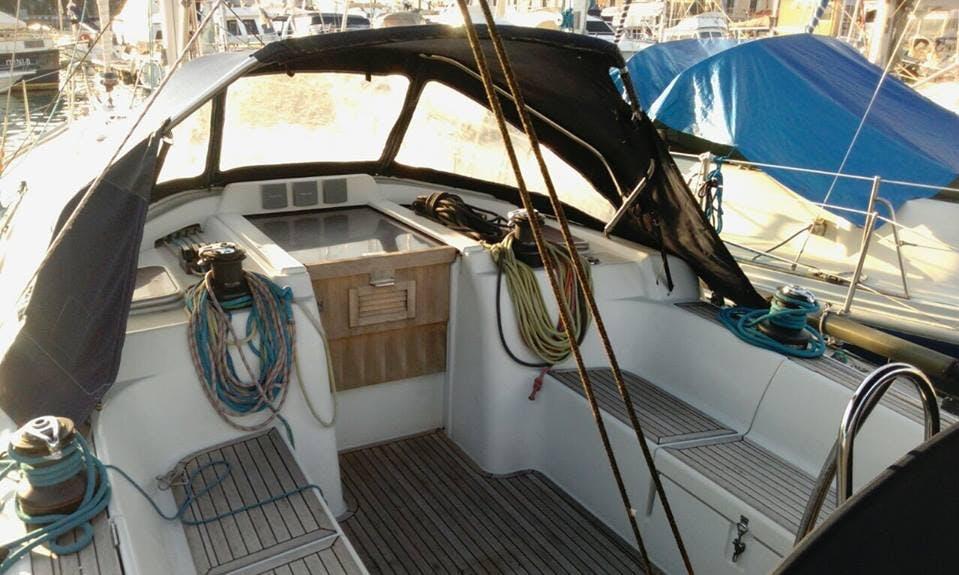 Charter Flann O'B Cruising Monohull in Catania, Italy