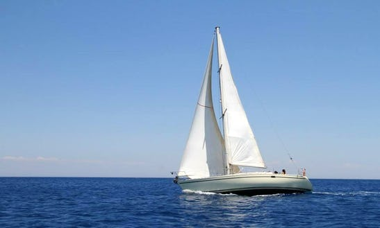 Charter 35' Beneteau First Cruising Monohull In Rodos, Greece