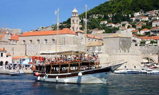 Charter 62' Karmen's Lady Gulet In Cavtat, Croatia