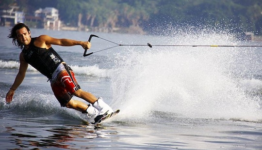 Enjoy Wakeboarding In Aydın, Turkey