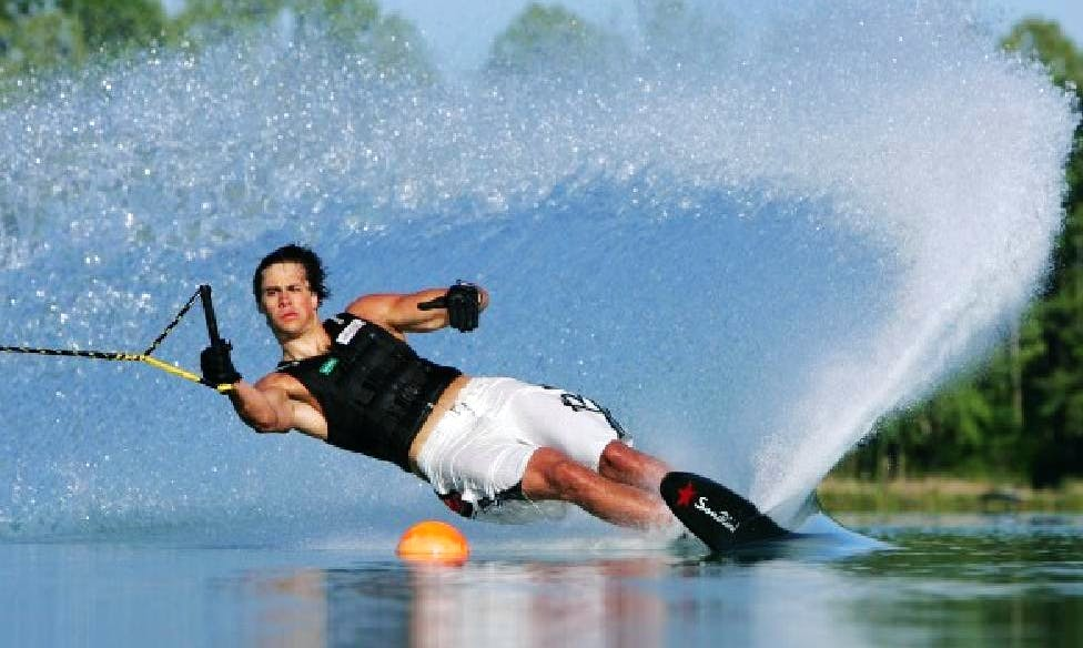 Enjoy Water Skiing in Aydın, Turkey