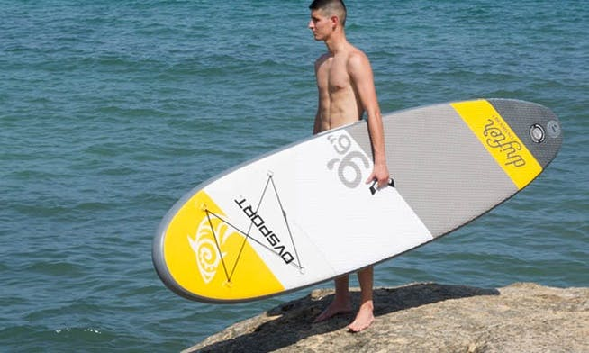 Stand-Up Paddle Board Rental in Lagos