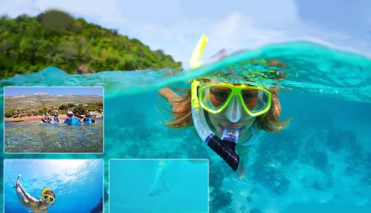Korčula Islets Snorkeling Tour