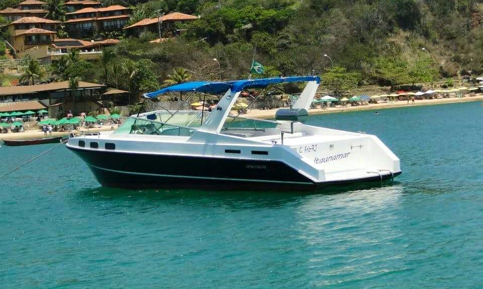 Exclusive Boat Rides in Armação dos Búzios