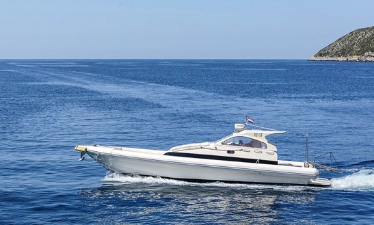 2006 Lomac Motor Yacht Rental In Split, Croatia For 12 Person