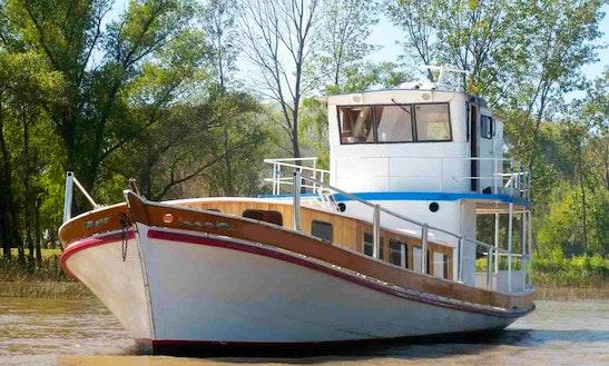 Canal Boat Cruising
