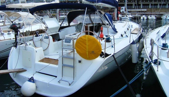 Sailing Yacht Charter Cyclades 50.4