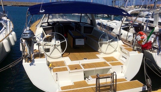 Sailing Yacht Charter Oceanis 45