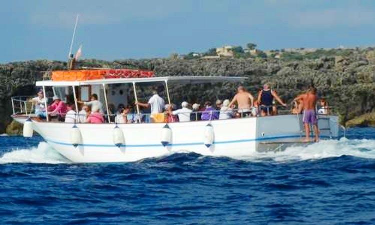 Book a Boat Excursion in Castrignano del capo
