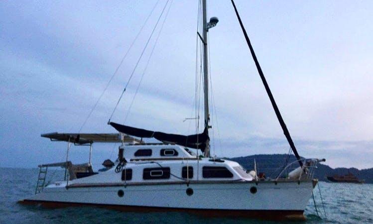 Charter a Cruising Monohull in Phuket, Thailand