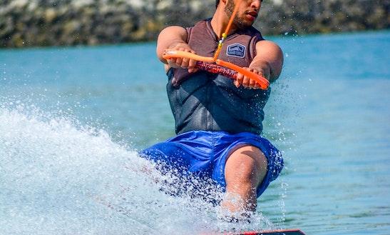 Wakeboarding In Abu Dhabi