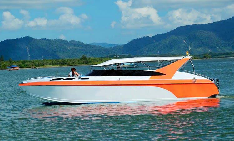 Speedboat Nemo 2 in Tambon Khuekkhak