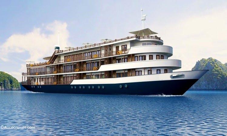 Bhaya Classic Cruise in Vietnam (32 cabins)