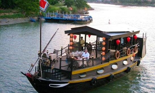 Passenger Boat Rental In Tp. Hội An